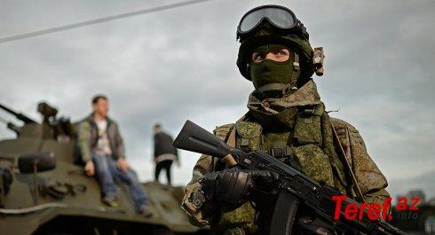 Rusiya Ukraynaya hücum edəcək? - ABŞ generalı
