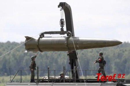 """""""Kommersant"""" Ermənistana """"İsgəndər-M"""" raketlərinin verildiyi haqda nə yazmışdı..."""