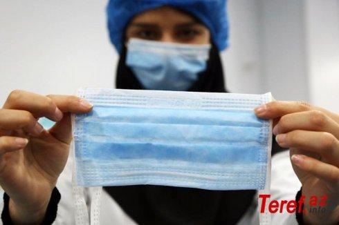 Azərbaycanlılar 3 saatdan yox, 40 gündən bir maska dəyişir- EKSPERT