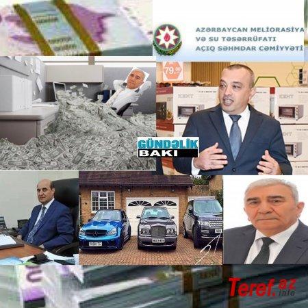 Sudan milyonlar qazanan Rafiq Aslanov, Cahan Məmmədovlar-
