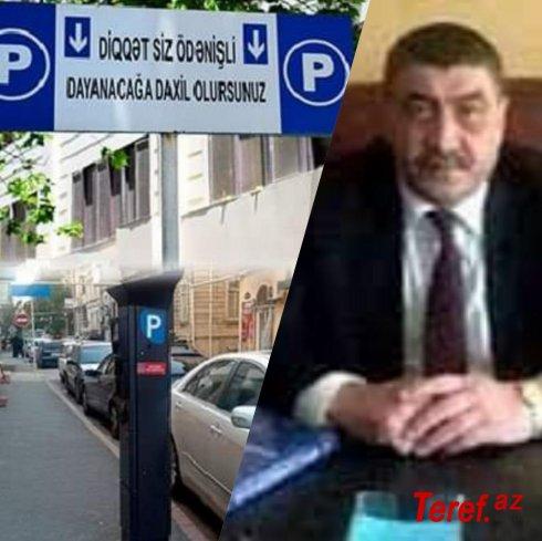 """Sürücüləri qarət edən """"İskəndər Asa Parkinq"""" kimindir: Dövlət içində dövlət?"""