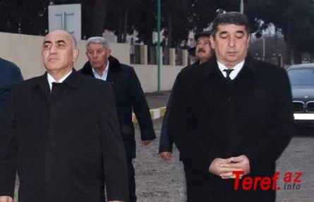 """Həbsdən yenicə çıxmış jurnalist Ağstafanın keçmiş icra başçısının """"içəri""""dəki kefindən yazdı"""