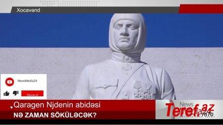 """""""Njdenin abidəsinin Xocavənddə saxlanılması Rusiyaya da meydan oxumaq deməkdir..."""" - FAKT BUDUR!"""