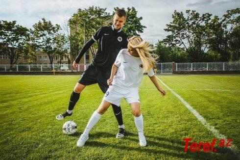 Niderlandda qadınlara kişilərə eyni komandada futbol oynamaq icazəsi verildi