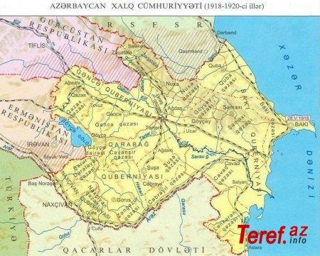 Azərbaycan Göyçə ərazisinə girib, girməyib? -