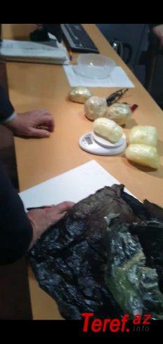 Neftçalada narkotik satan saxlanıldı