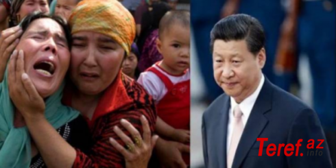 BMT iclasında Çinin Uyğur türklərinə qarşı yürütdüyü siyasət müzakirə edilib