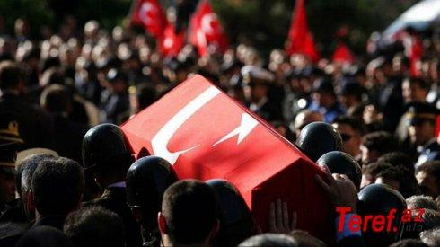 İranla sərhəddə Türkiyə polisi ŞƏHİD OLDU