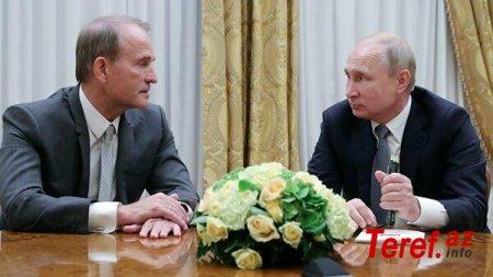 Medvedçuk Putin üçün kimdir?