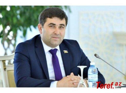 Deputat DİN-i rüşvətdə ittiham etdi: