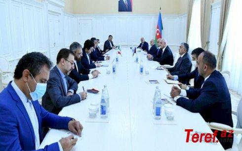 Azərbaycanla İran arasında yeni memorandum imzalandı