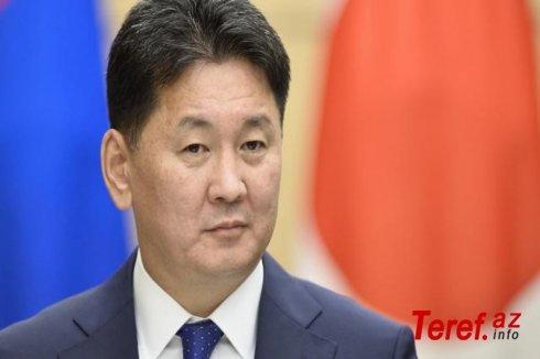 Uxnaaqiyn Xurelsux Monqolustanın yeni prezidenti seçilib