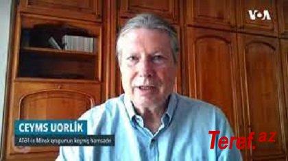 Ceyms Uorlik: Mən bu administrasiyanın regionda Azərbaycanla tam əməkdaşlıq etməsi fikrinə ciddi yanaşıram