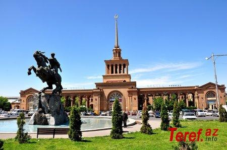Ermənistan danışıqları dondurdu –