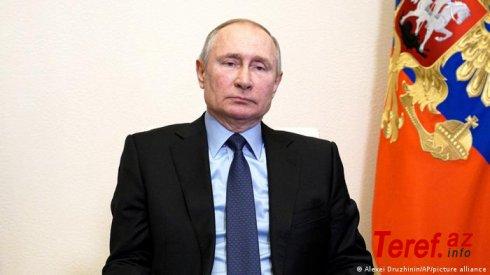 Ukrayna NATO-ya daxil olsa, raket 7-10 dəqiqə ərzində düşəcək – Putin
