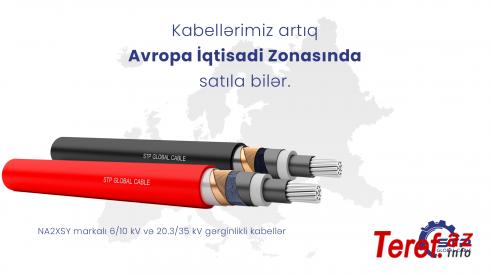 STP Global Cable  şirkətinin növbəti uğuru