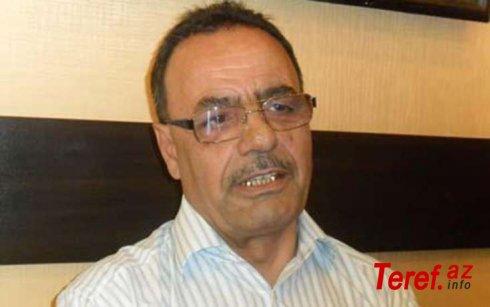 Sabiq deputat İbrahim İbrahimli vəfat etdi