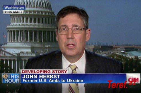 ABŞ-dan Ukraynaya: