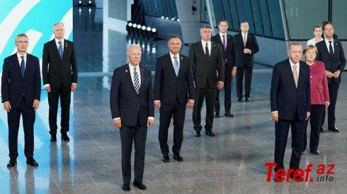 """""""NATO ÖZÜNÜN ƏSL ROLUNA QAYIDIR..."""" -"""