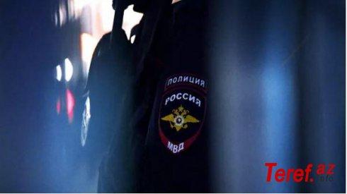 Türkmənistanın Moskvadakı səfirliyində polis zabiti intihar edib