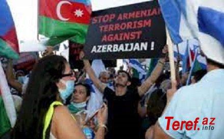 İsraildə erməni terrorizminə qarşı mitinq keçiriləcək