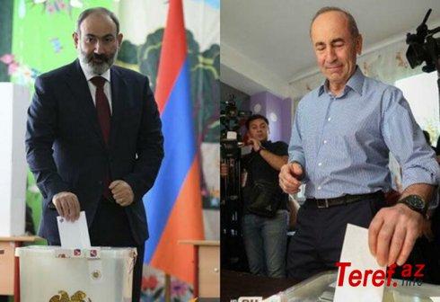 Ermənistanda seçkilər