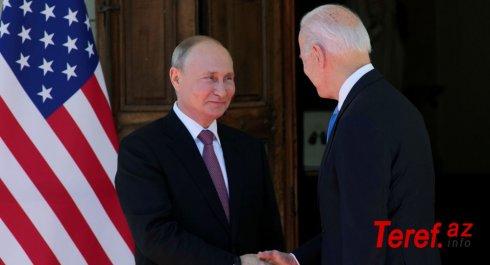 Şuşadan düşən daş, Bayden, Putin və bizim quda