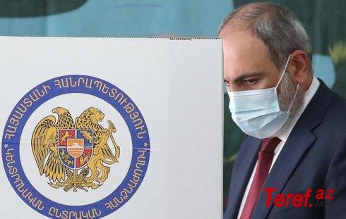 Ermənistanda səslərin 25%-i sayılıb: