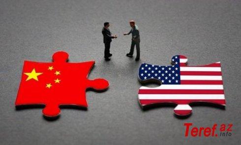 Çinin nazir müavini ABŞ-a qaçıb