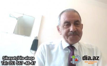 """""""Əlilliyin müddətsiz təyini üçün 1500 azn pul istədilər, o pulu haradan tapım?"""" - REDAKTORUN ETİRAZI"""