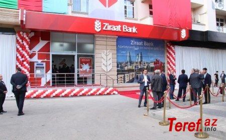 """""""Zıraat Bank Azərbaycan""""ın rəhbərliyi dəyişib"""