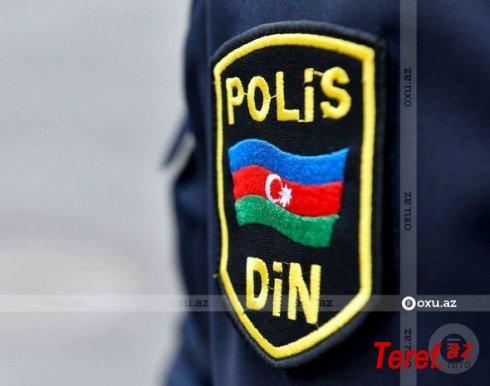 Balakəndə polis intihar edib