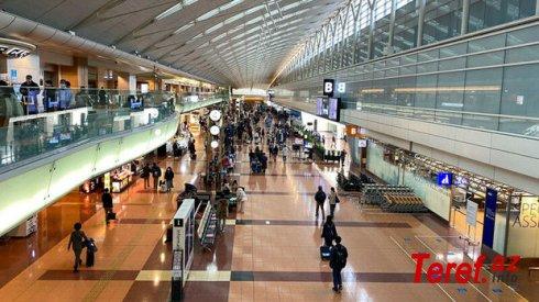 Yaponiyanın ən böyük aeroportunda özüyeriyən oturacaqlar sərnişinlərə xidmət edəcək