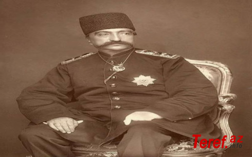 Rus hərbi kəşfiyyatının qurduğu tələyə düşmüş Nəsirəddin Şah Qacarın xidmətləri...