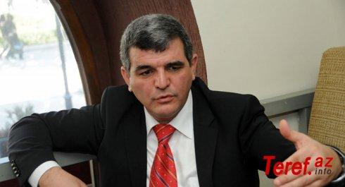 Yaxşı ki, adamı beş-on kitab oxumuş yəhudi dinləyir-deputat Fazil Mustafa