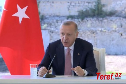 Ərdoğan Kipr Türk Dövlətini elan etdi