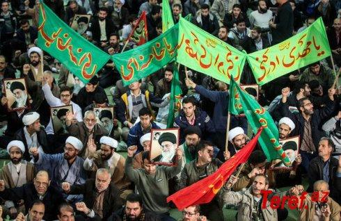 """İranda """"su qiyamı"""": ölən və yaralananlar var"""