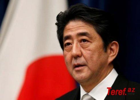 Şinzo Abe Tokyo-2020-nin açılış mərasimində iştirak etməyəcək