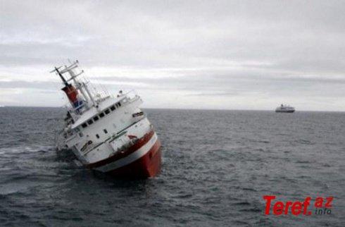 Tunis sahillərində gəmi batdı - 17 nəfər öldü