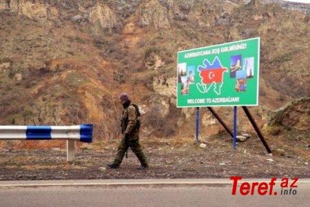 """""""TRT Haber"""": """"Təhlükəsizlik qaynaqları Ermənistanın gərginliyi artıran siyasətə geri döndüyünü açıqladı…""""-"""
