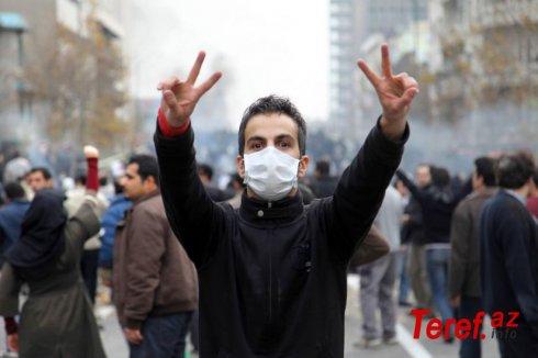 İran qaynayır: