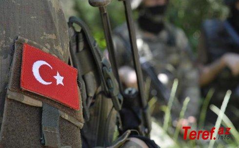Türk əsgəri İraqda həlak olub