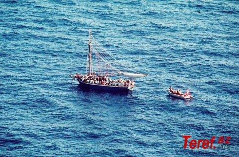 Avropaya gedən 60-a yaxın miqrant Liviya sahilləri yaxınlığında batıb