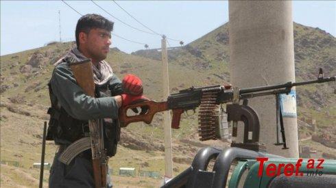 """Əfqanıstan ordusundan """"Taliban""""a AĞIR ZƏRBƏ"""