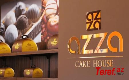 """""""AZZA""""-dakı tortlar plastikdir, köhnədir... - EHTİYATLI OLUN..."""