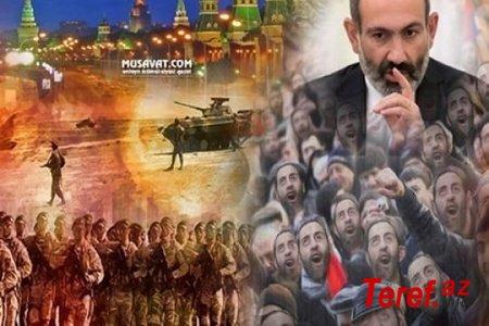 """""""Kəsici dişləri"""" çıxarılan Ermənistan yenə də avantüraya sürüklənir - NƏ BAŞ VERİR?"""