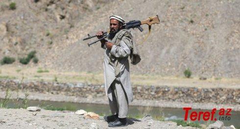 Taliblər irəliləyir, ABŞ şəhərləri bombalayır: