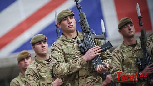 Britaniya ordusuna qarşı iddia qaldırıldı