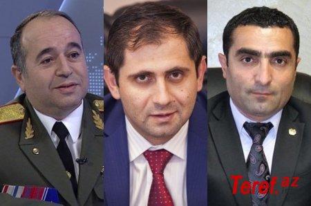 Ermənistanın yeni müdafiə nazirinin adı MƏLUM OLDU