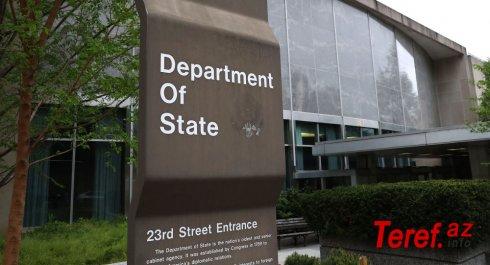 ABŞ rusiyalı diplomatlara bir ay vaxt verdi